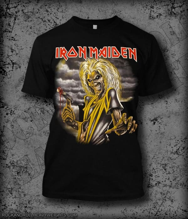 Iron Maiden Wasted Years Stranger In A Strange Land